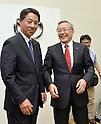 New Mazda Motor Corp. president Masamichi Kogai