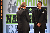 #18: Kyle Busch, Joe Gibbs Racing, Toyota Camry M&M's and Jim France