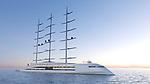 NORWAY - Viking longboat reimagined as a modern superyacht by Kurt Strand Design