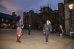 During the Brave@Heart awards at Edinburgh Castle this evening.<br /> Pic Kenny Smith, Kenny Smith Photography<br /> Tel 07809 450119