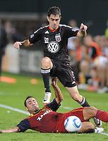 DC United vs Real Salt Lake September 24 2011