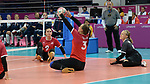 Danielle Ellis, Lima 2019 - Sitting Volleyball // Volleyball assis.<br />