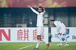 Malaysia vs Jordan during the AFC U23 Championship China 2018 Group C match at Changshu Sports Center on 13 January 2018, in Changshu, China. Photo by Yu Chun Christopher Wong / Power Sport Images