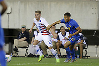 PHILADELPHIA, PENNSYLVANIA - JUNE 30: Tyler Boyd #21, Jurien Gaari #13 during the 2019 CONCACAF Gold Cup quarterfinal match between the United States and Curacao at Lincoln Financial Field on June 30, 2019 in Philadelphia, Pennsylvania.