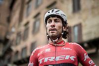 Fabio Felline (ITA/Trek-Segafredo) after finishing<br /> <br /> 11th Strade Bianche 2017