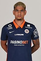 14th October 2020, Montpellier, France; Official League 1 player portraits for Montpellier FC;  20. DOLLY Keagan