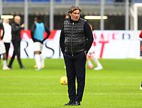 Milano 07-02-2021<br /> Stadio Giuseppe Meazza<br /> Serie A  Tim 2020/21<br /> Milan - Crotone nella foto: Stroppa Giovanni                                                         <br /> Antonio Saia Kines Milano