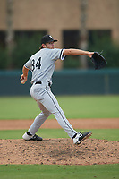 ACL White Sox pitcher Garrett Schoenle (84) during a game against the ACL Dodgers on September 18, 2021 at Camelback Ranch in Phoenix, Arizona. (Tracy Proffitt/Four Seam Images)