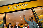 Pix: Shaun Flannery/shaunflanneryphotography.com...COPYRIGHT PICTURE>>SHAUN FLANNERY>01302-570814>>07778315553>>..20th August 2010..............Grand opening of L'OCCITANE, Meadowhall, Sheffield by music producer and West End star of Sister Act, Simon Webbe.