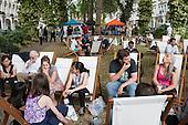 Norfolk Square Festival, Paddington.