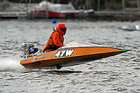 47-W (outboard runabout)
