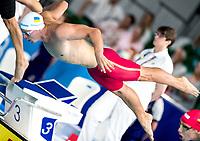 Govorov Andriy UKR<br /> 50m Butterfly Men Heats<br /> Glasgow 06/08/18 <br /> Swimming Tollcross International Swimming Centre<br /> LEN European Aquatics Championships 2018 <br /> European Championships 2018 <br /> Photo Giorgio Scala/ Deepbluemedia /Insidefoto