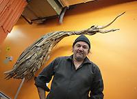 Laurent Loison<br /> <br /> <br /> <br /> PHOTO :   Pierre Roussel - Agence Quebec presse