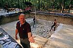 Peopling the Americas, Al Goodyear,Topper site, South Carolina