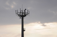 - Milan, antenna for mobile phones<br /> <br /> - Milano, antenna per la telefonia cellulare