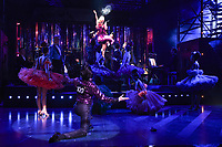 "Cast<br /> appear in ""Strictly Ballroom the musical"" at the Piccadilly Theatre, London<br /> <br /> ©Ash Knotek  D3396  17/04/2018"