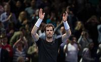 Andy Murray v David Ferrer - Barclays ATP World Finals - 16/11/2015