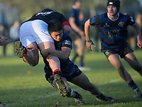 190706 UC Championship 1st XV Rugby - Christchurch BHS v St Bede's College