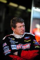 Feb 07, 2009; Daytona Beach, FL, USA; NASCAR Sprint Cup Series driver Bill Elliott during practice for the Daytona 500 at Daytona International Speedway. Mandatory Credit: Mark J. Rebilas-