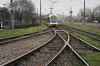 - Milan, ATM (Azienda Trasporti Milanesi), capolinea del tram linea 3 al quartiere Gratosoglio<br /> <br /> - Milan, ATM (Azienda Trasporti Milanesi), terminus of streetcar line 3 at Gratosoglio district