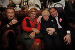 NORI CORBUCCI, GABRIELLA FAGNO BERTINOTTI, ASSUNTA ALMIRANTE E JEAN PAUL TROILI<br /> FESTA DEGLI 80 ANNI DI MARTA MARZOTTO<br /> CASA CARRARO ROMA 2011