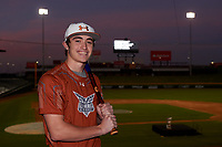 Gage Bane during the Under Armour All-America Tournament powered by Baseball Factory on January 17, 2020 at Sloan Park in Mesa, Arizona.  (Zachary Lucy/Four Seam Images)