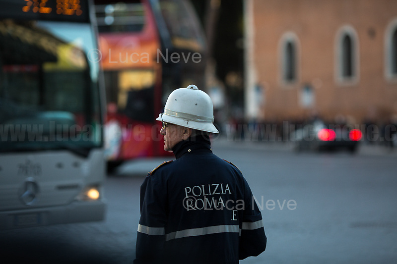 Unknown, Municipal Police Officer.<br />