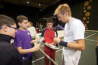 07-02-11, Tennis, Netherlands, Rotterdam, ABNAMROWTT 2011, Jakko Nieninen