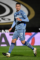 Fabio Depaoli of Atalanta BC during the Serie A football match between Spezia Calcio and Atalanta BC at Dino Manuzzi stadium in Cesena (Italy), November 20th, 2020. Photo Andrea Staccioli / Insidefoto