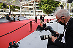 """Cannes Film Festival 2021. 74th edition of the 'Festival International du Film de Cannes' under Covid-19 outbreak on 12/07/2021 in Cannes, France. for the Guests for the screening of the film """"The French Dispatch"""""""