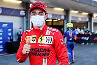 5th June 2021;   F1 Grand Prix of Azerbaijan. Pole winner Charles Leclerc MON, Scuderia Ferrari Mission Winnow, F1 Grand Prix of Azerbaijan at Baku City Circuit