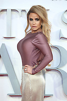 """Katie Price<br /> at the """"Fifty Shades Darker"""" premiere, Odeon Leicester Square, London.<br /> <br /> <br /> ©Ash Knotek  D3223  09/02/2017"""