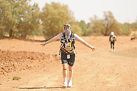 5th October 2021; Kourci Dial Zaid to Jebel El Mraier ; Rueben SCHOENMAEKERS (bel) Marathon des Sables, stage 3 of  a six-day, 251 km ultramarathon, which is approximately the distance of six regular marathons. The longest single stage is 91 km long. This multiday race is held every year in southern Morocco, in the Sahara Desert.