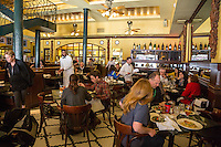 French Quarter, New Orleans, Louisiana.  Palace Cafe, Canal Street.