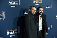 Ibrahim Malouf ‡ la 42e CÈrÈmonie des CÈsars ‡ l'arrivÈe sur le tapis rouge de la salle Pleyel ‡ Paris le 24 fÈvrier 2017