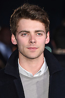 """Thomas Law<br /> at the """"Eddie the Eagle"""" European premiere, Odeon Leicester Square London<br /> <br /> <br /> ©Ash Knotek  D3099 17/03/2016"""