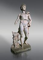 Roman statue of Emperor Trajan. Marble. Perge. 2nd century AD. Inv no . Antalya Archaeology Museum; Turkey.