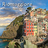 Riomaggiore, Cinque Terre, Italy - Pictures Images Photos