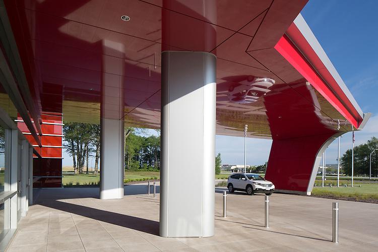 Honda Heritage Center | Corna Kokosing