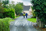 The scene of a suspected Murder suicide at Ballyreehan, Lixnaw on Thursday.