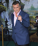 """Bruce Campbell at The World Premiere of Disney's fantastical adventure ?Oz The Great and Powerful"""" held at The El Capitan Theater in Hollywood, California on February 13,2013                                                                   Copyright 2013 Hollywood Press Agency"""