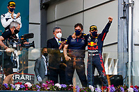 PEREZ Sergio (mex), Red Bull Racing Honda RB16B, portrait during the Formula 1 Azerbaijan Grand Prix 2021 from June 04 to 06, 2021 on the Baku City Circuit, in Baku, Azerbaijan -<br /> FORMULA 1 : Grand Prix Azerbaijan <br /> 06/06/2021 <br /> Photo DPPI/Panoramic/Insidefoto <br /> ITALY ONLY