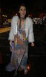 PAOLA UGOLINI<br /> INAUGURAZIONE PALAZZO FENDI ROMA 2005