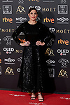 Toni Acosta attends to 33rd Goya Awards at Fibes - Conference and Exhibition  in Seville, Spain. February 02, 2019. (ALTERPHOTOS/A. Perez Meca)