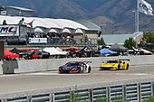 Pirelli World Challenge<br /> Grand Prix of Utah<br /> Utah Motorsports Campus, Tooele, UT USA<br /> Saturday 12 August 2017<br /> Peter Kox/ Mark Wilkins<br /> World Copyright: Richard Dole/LAT Images<br /> ref: Digital Image _RD24456
