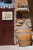 wine shop domaine saint henri chateauneuf du pape rhone france