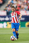 Kobe of Atletico de Madrid in action during their La Liga match between Atletico de Madrid and Granada CF at the Vicente Calderon Stadium on 15 October 2016 in Madrid, Spain. Photo by Diego Gonzalez Souto / Power Sport Images