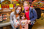 Geraldine Murphy, Ellie Mullane and Geraldine Murphy doing their Christmas shopping in Twohigs Supervalu Abbeyfeale.