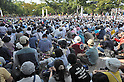 Japan protests continue (150923)