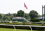 Saratoga Scenes, Aug. 19, 2018 at the Saratoga Race Course, Saratoga Springs, NY.  R  (Bruce Dudek/Eclipse Sportswire)